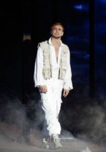 Jesus in 'Jesus Christ Superstar'