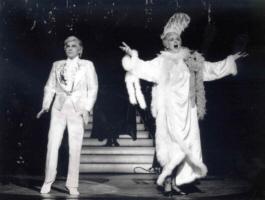 La Cage Aux Folles (Bielefeld) mit Helmut Kegler als George