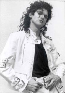 Linie 1 (Zwickau) als Michael Jackson