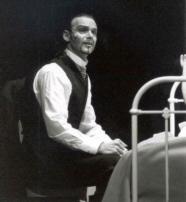 Dr. Jekyll in der Inszenierung der Bremer Produktion