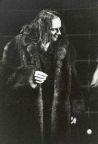 Mr. Hyde in der Inszenierung der Bremer Produktion